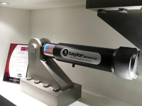 Taylor devices 液壓速度相依型阻尼器