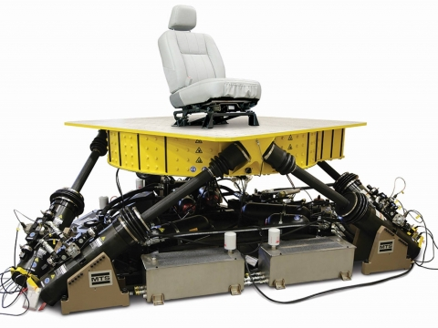 Multi-Axial Simulation Table (MAST) Systems