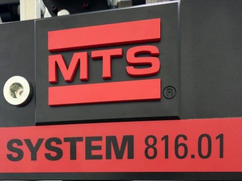美國MTS 815 & 816系列液壓軸向/剪力/三軸動態土木材料測試機