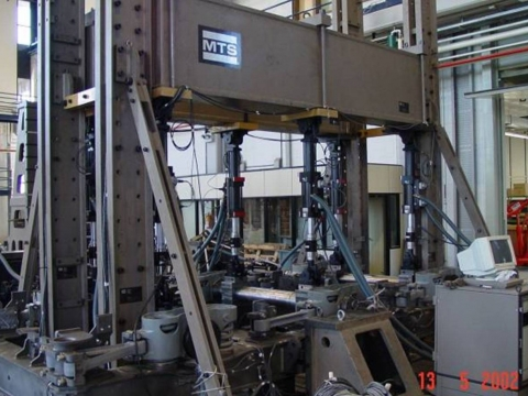 Modular Components for Rail Test Applications