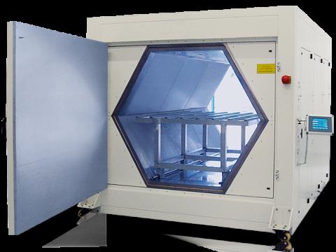 VHM Hephaistos - Patented Microwave Technology