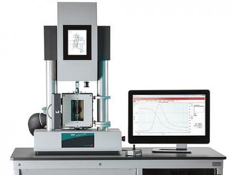 德國Netzsch/大力量動態機械分析儀DMA/DMTS