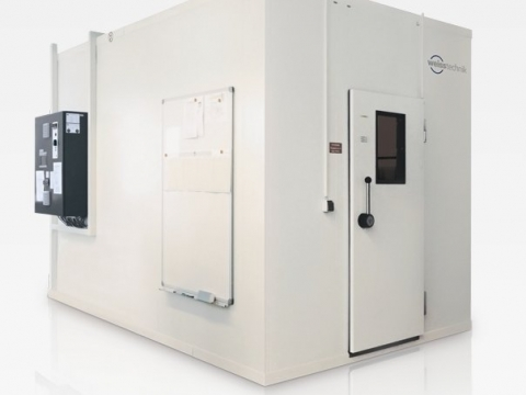 德國Weiss大型步入式藥品穩定性測試櫃Walk-in Stability Test Chambers