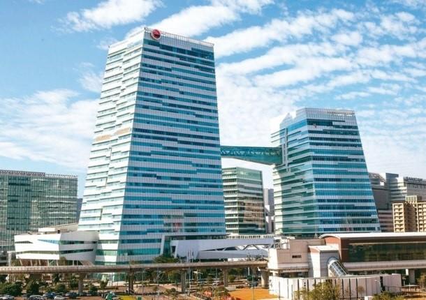 中國信託南港總部大樓