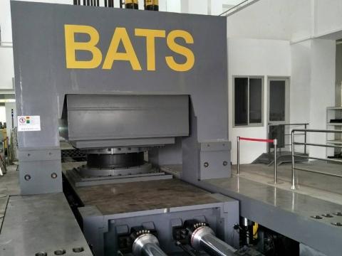 MTS_國家地震工程研究中心第二實驗室<雙軸向動態測試系統>