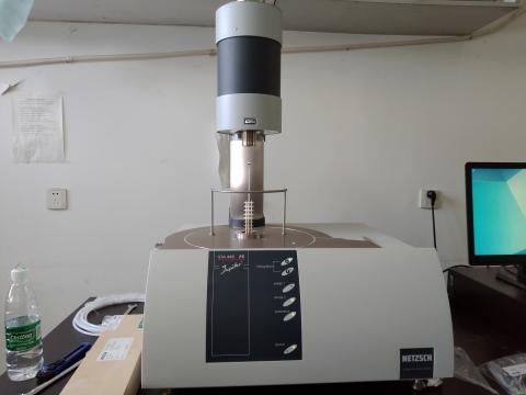 國立高雄科技大學_Netzsch STA 同步熱分析儀
