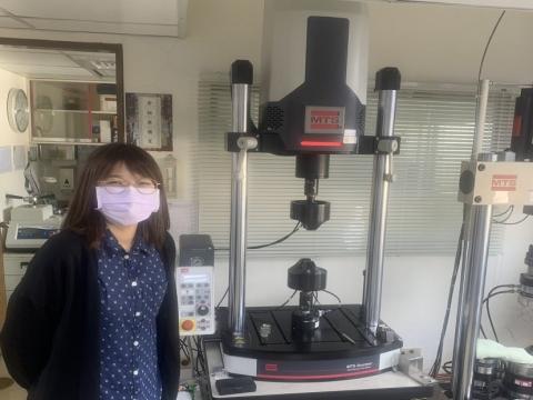 MTS_馬偕紀念醫院@生物力學研究組<Acumen 電磁式材料測試系統>