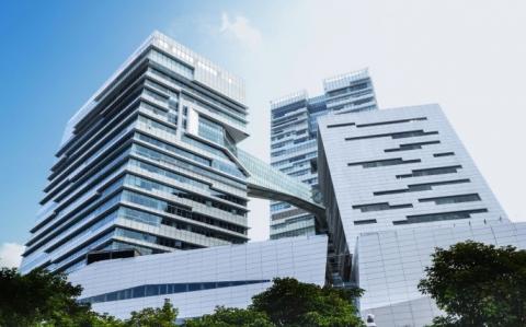 中國信託南港總部大樓3